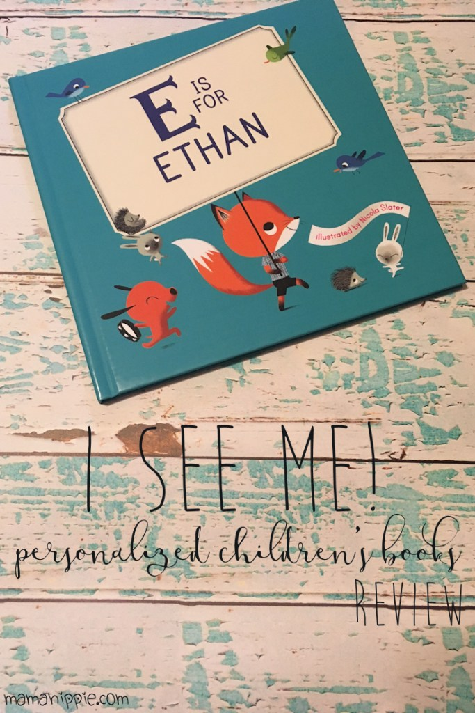 I See Me is a company that makes personalized children's books and other products such as puzzles, placemats, lunchboxes and more. All are customized with your child's name, and many can also include a picture of your child and a customized message from you.