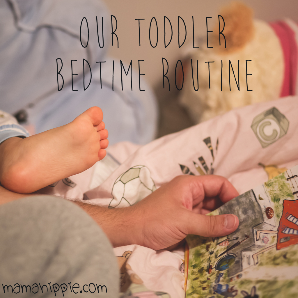 Our Toddler Bedtime Routine