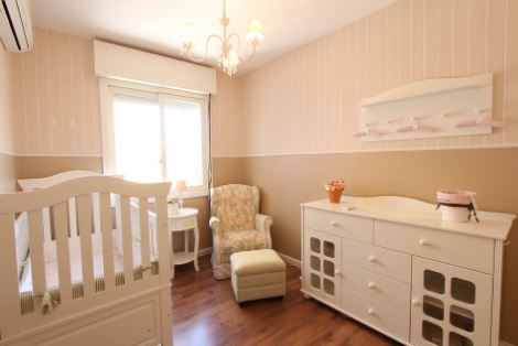 Raise The Roof With These Nursery Ideas