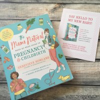 The Mama Natural Pregnancy & Childbirth Book Review