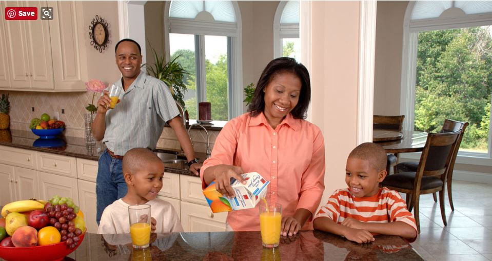 Creating The Perfect Kitchen For A Large Family