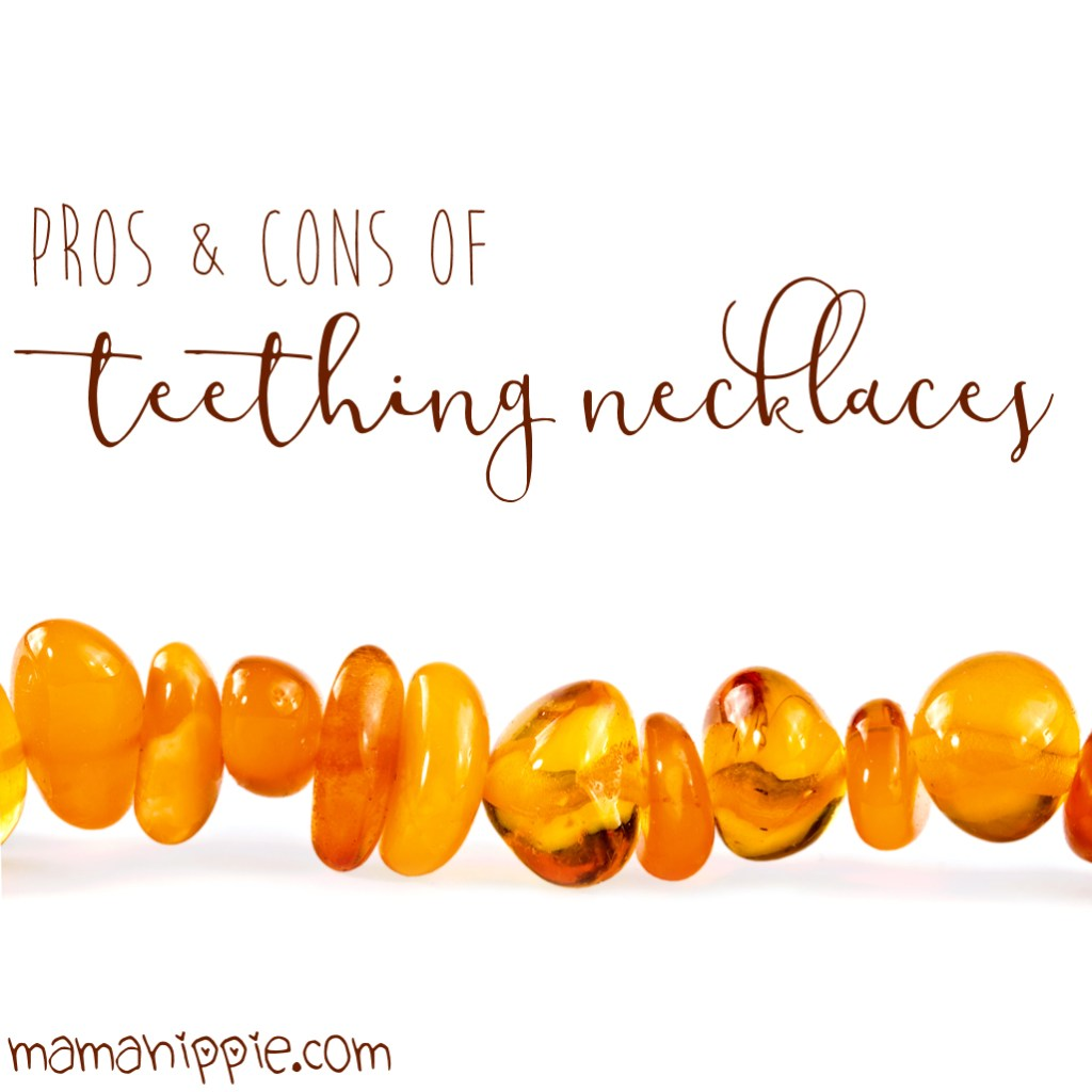 The Pros and Cons of Teething Necklaces