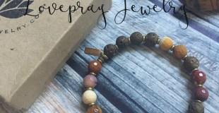 LovePray Essential Oil Diffuser Bracelet Review