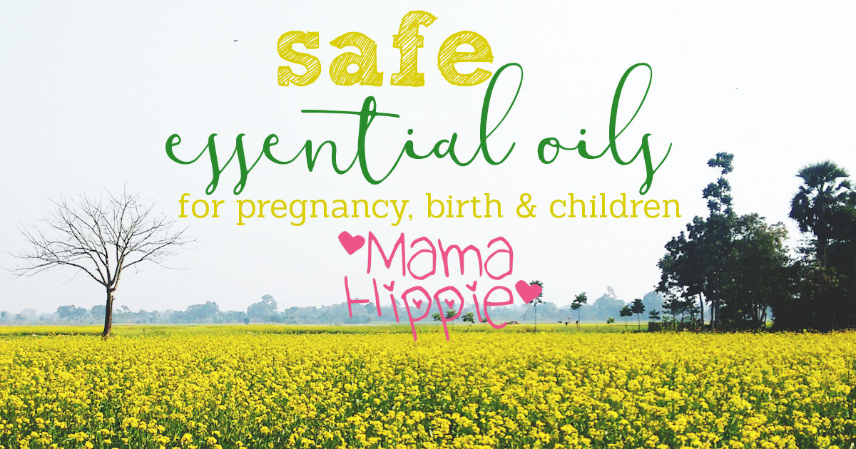 Curious which #EssentialOils are safe for pregnancy, birth, newborns and children? This handy list breaks down the safety some of the most common oils.