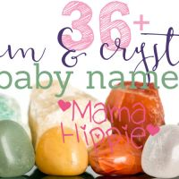 36+ Gem & Crystal Baby Names
