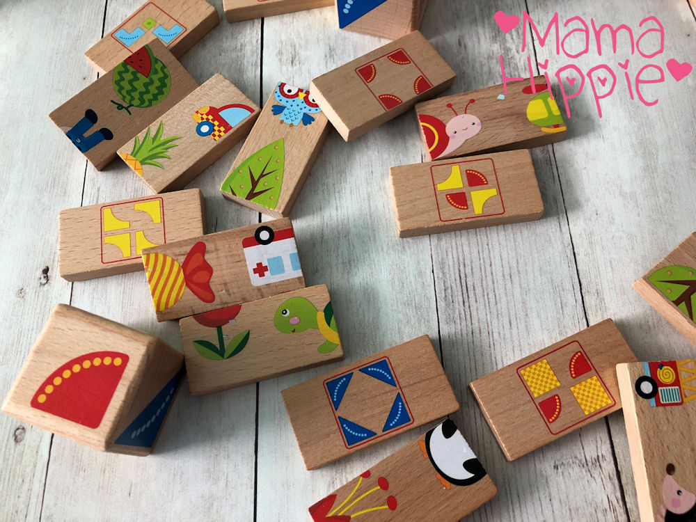 Meigo Dominos Shape Puzzle Review