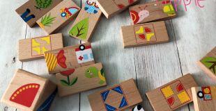 Meigo Dominos Shape Puzzle Review