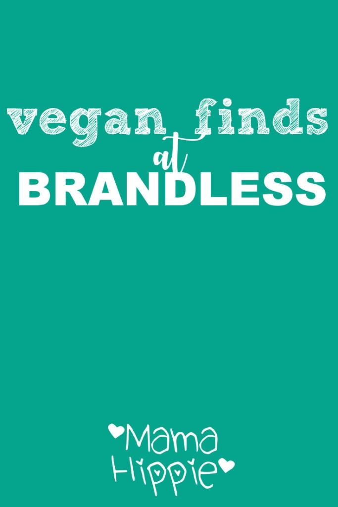 Vegan Deals at Brandless