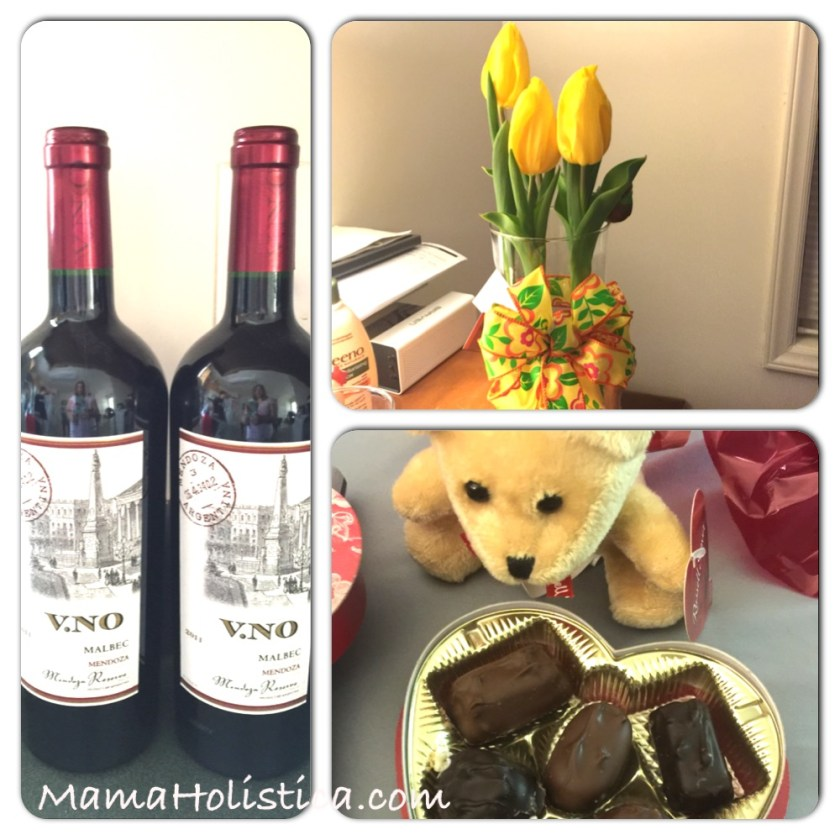 Miércoles Mudo/Wordless Wednesday: Mi San Valentin Anticipado #MM