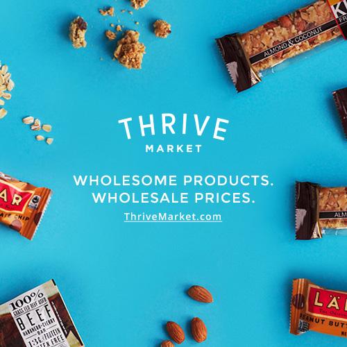 ¿Por qué Thrive Market es la mejor Opción para Comprar tus Productos Orgánicos y Naturales? #LetsThrive