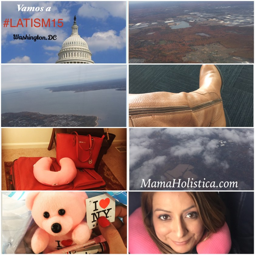 Miércoles Mudo/Wordless Wednesday: My Trip to Washington DC for #LATISM15 Conference.
