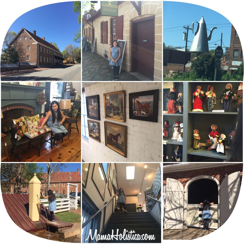 Miércoles Mudo/Wordless Wednesday: Old Salem Museums & Gardens #MM