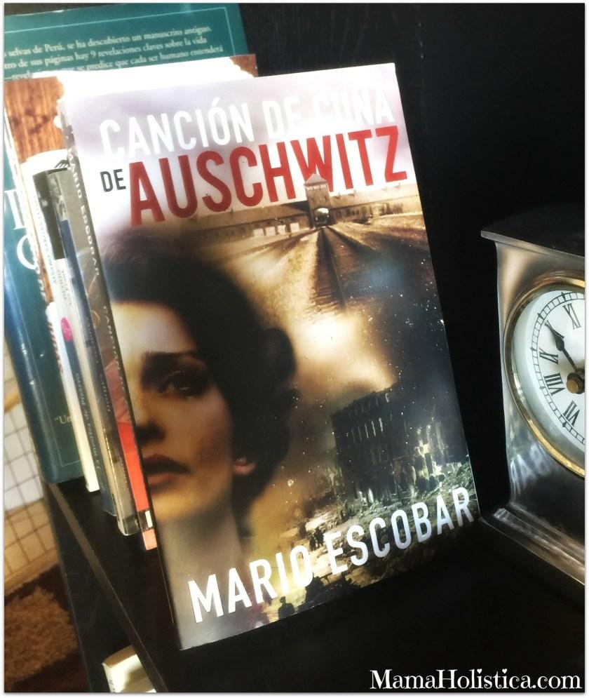 """Ya esta disponible """"Canción de Cuna de Auschwitz"""" por Mario Escobar #libro"""