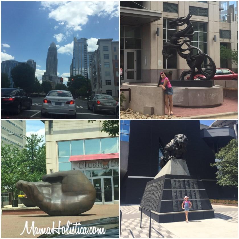 Miércoles Mudo/Wordless Wednesday: Visitando Charlotte NC #MM