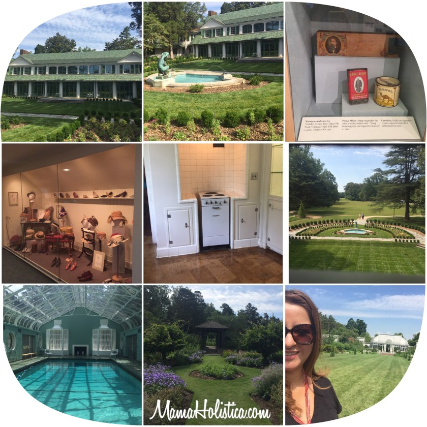 Miércoles Mudo / Wordless Wednesday: Visita a Reynolda House Museum of American Art and Gardens #MM
