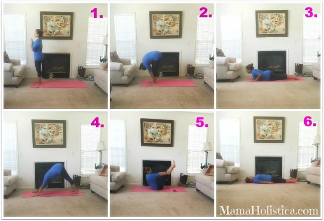 Yoga para Empezar el Día con Frescura #TipsFemeninos #ad