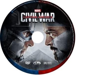 CAPTAIN AMERICA: CIVIL WAR DE MARVEL Ya disponible en nuestras Casas en Digital HD el 2 de septiembre y en Blu-ray™ el 13 de septiembre. Sorteo.