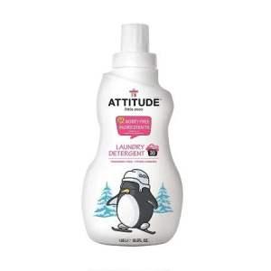 Ekologiškas skalbiklis kūdikių rūbeliams be kvapo Attitude 1,05L