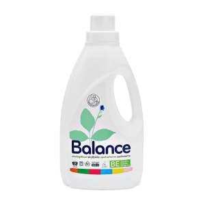 Ekologiškas skalbiklis Balance spalvotiems audiniams 1,5L