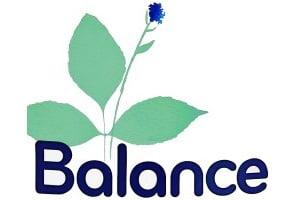 Balance prekinis ženklas