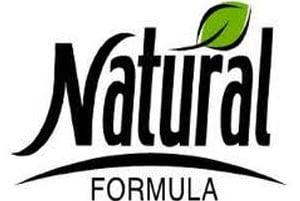 Natural Formula prekinis ženklas