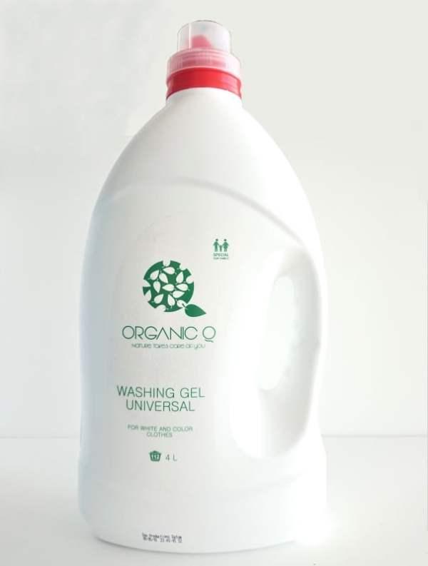 Skystas skalbiklis Organic Q