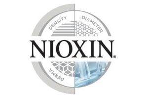 NIOXIN prekinis ženklas