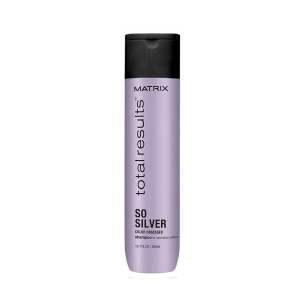 Šampūnas pilkintiems plaukams Matrix Total Results So Silver 300ml