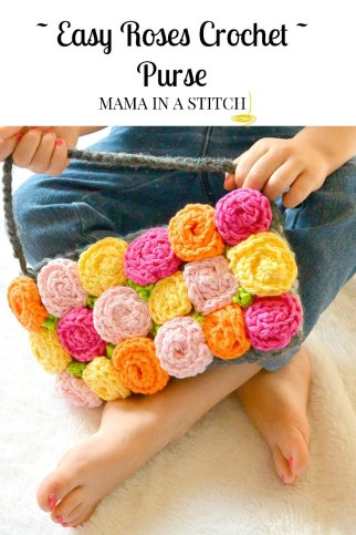 Easy Roses Purse