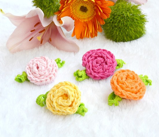 Easy Deco Roses