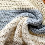 How To Crochet A Beginner Fall Throw Blanket Mama In A Stitch