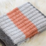 Mae Ribbed Blanket Easy Knitting Pattern Mama In A Stitch