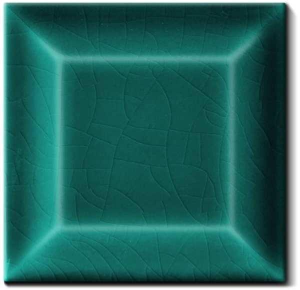 Carrelage Metro couleur Vert Turquoise - Diffusion Céramique