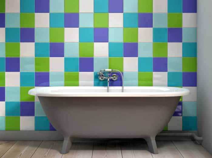 carrelage mexicain colibri azulejos carreaux unis 25 couleurs