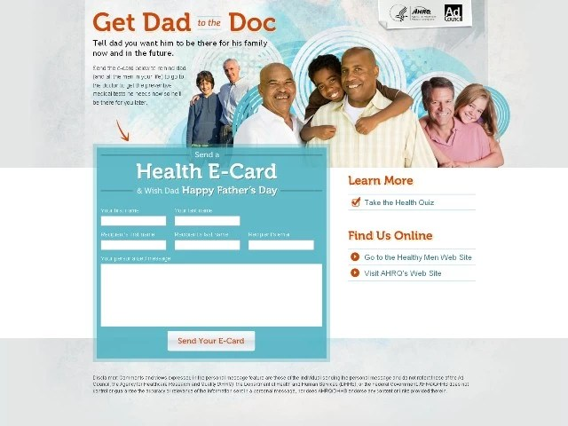 Semana Nacional de la Salud de los Hombres / National Men's Health Week