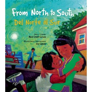 Del Norte al Sur un libro de René Colato Laínez / From North to South a book by René Colato Laínez