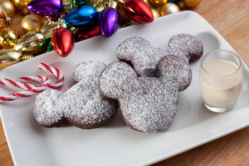 Panquecitos (Frituras) de Mickey Mouse / Mickey Mouse Beignets