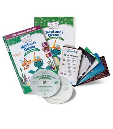 Sorteo – Disney Baby Einstein Discovery Kits – Giveaway