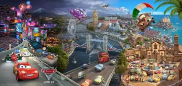 Cars 2 – Giveaway