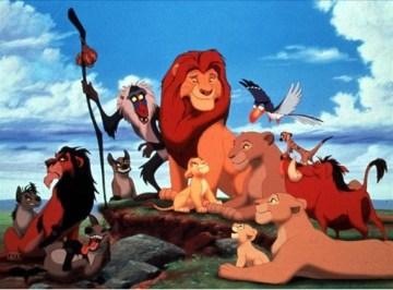 Sábado de Película – El Rey León