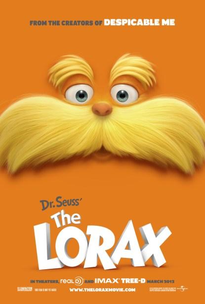 Dr. Seuss The Lorax