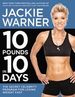 Jackie Warner's Secret Celebrity Weight Loss Program Book Giveaway
