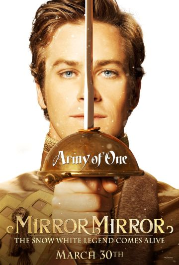 A Chat with Mirror Mirror's Prince Alcott: Armie Hammer