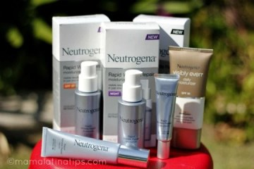 Neutrogena Rapid Wrinkle Repair Line Giveaway