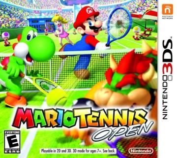 Juguemos Tenis con Mario