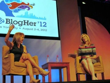 The Week I Had Lunch with Martha Stewart and Katie Couric