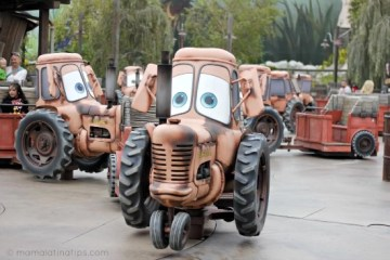What's New This Fall at The Disneyland Resort
