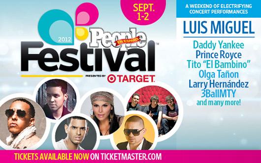 Festival de People en Español