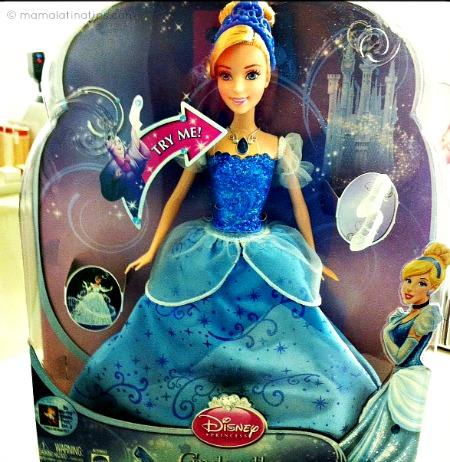 Cinderella Doll
