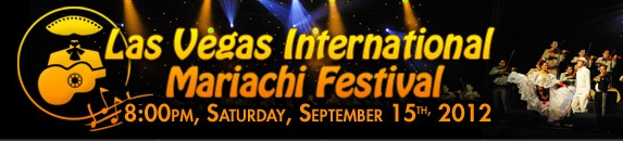Luis Miguel and the International Mariachi Festival at National Hispanic Heritage Month Celebrations in Las Vegas